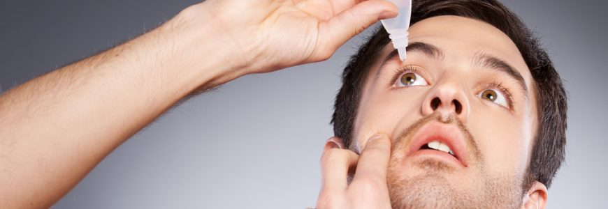 How to use eye drops, Gurjeet Jutley