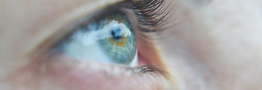 Psychology of eye health